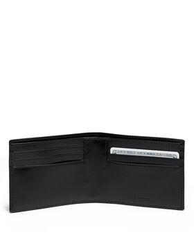 Portafoglio per banconote e carte Donington Slg