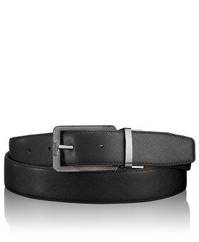 """Cintura reversibile in pelle stampata con disegno balistico 44"""" Belts"""