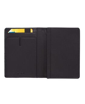 Gusseted Card Case Holiday Mens