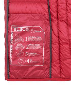 Piumino da viaggio trasportabile Clairmont - Donna Tumi PAX Outerwear