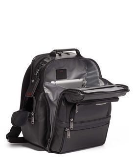 Zaino in pelle TUMI T-Pass® Business Class Brief Pack® Alpha 3