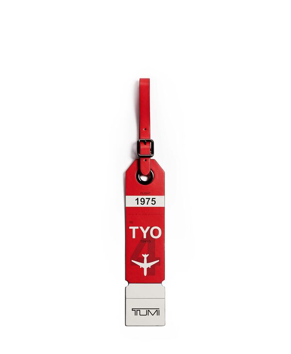 Travel Accessory Tokyo Luggage Tag