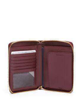 Porta passaporto con cerniera Belden
