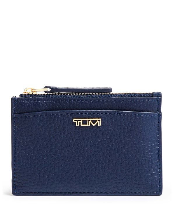 Belden Zip Card Case