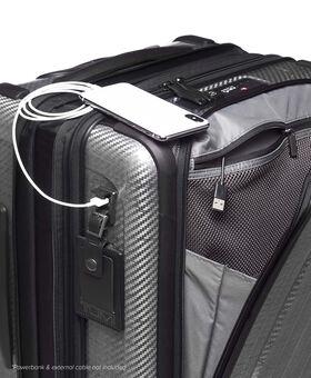 Bagaglio a mano espansibile a 4 ruote per voli di linea TEGRA-LITE® 2