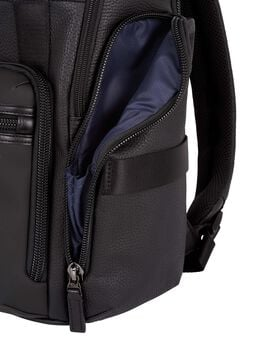 Zaino Sheppard Deluxe Brief Pack® in pelle Holiday Mens