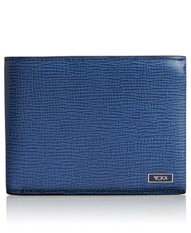 TUMI ID Lock™ Global Wallet with Coin Pocket Monaco