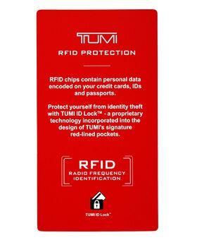 TUMI ID Lock™ Portafoglio a doppio compartimento Monaco