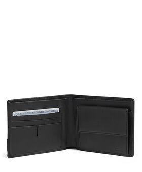 TUMI ID Lock™ Portafoglio con tasca portamonete Global Alpha