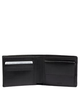 Portafoglio con portamonete Alpha