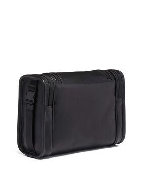 Hanging Travel Kit Leather Alpha 3