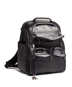 Zaino portacomputer Brief Pack® in pelle Alpha 3