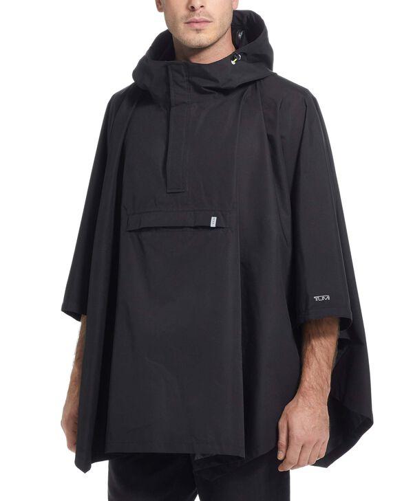 TUMIPAX Outerwear Poncho da pioggia unisex L/XL