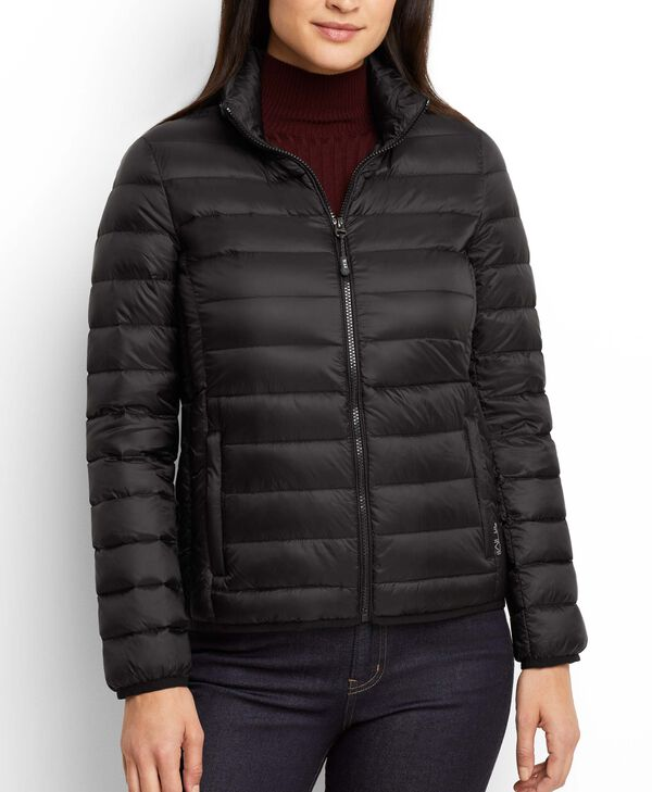 TUMIPAX Outerwear Women's - Clairmont Packable Travel Puffer Jacket