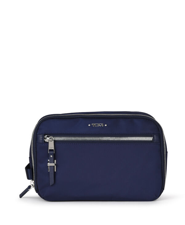 Voyageur Beauty-case con doppia zip Erie