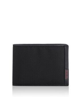 Portafoglio a 8 taschine TUMI ID Lock™ con comparto banconote Alpha