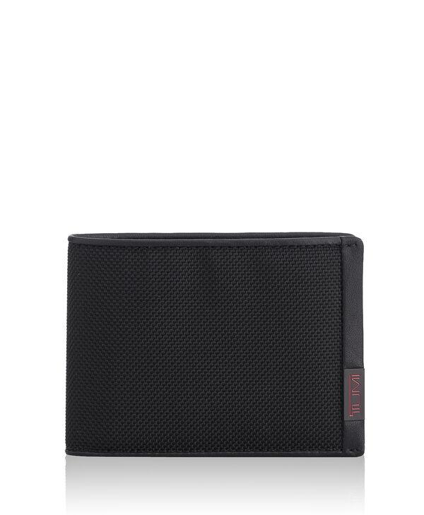 Alpha Portafoglio a 8 taschine TUMI ID Lock™ con comparto banconote