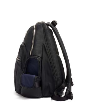 Nathan Backpack Leather Holiday Mens