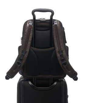 Nathan Backpack Leather Alpha Bravo