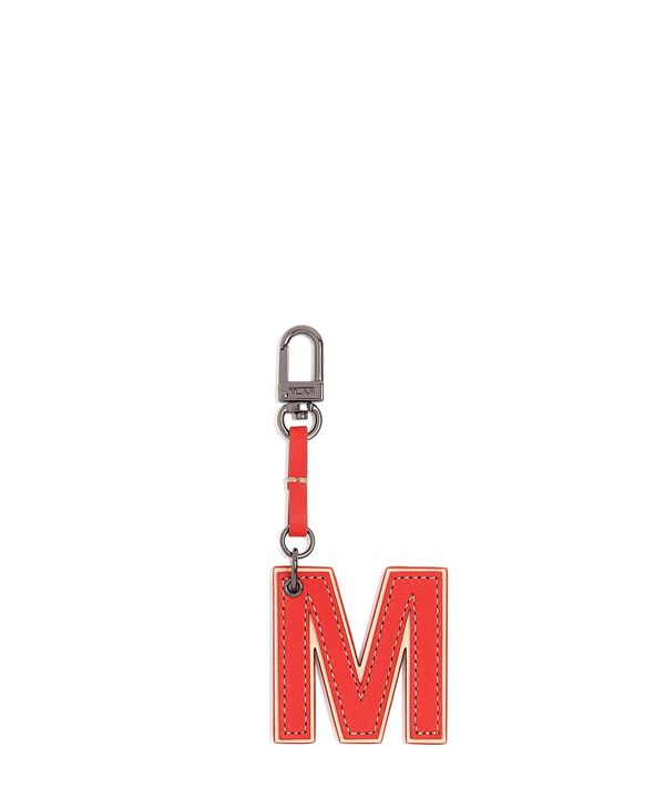 Tumi Womens Accents Letter Charm - M