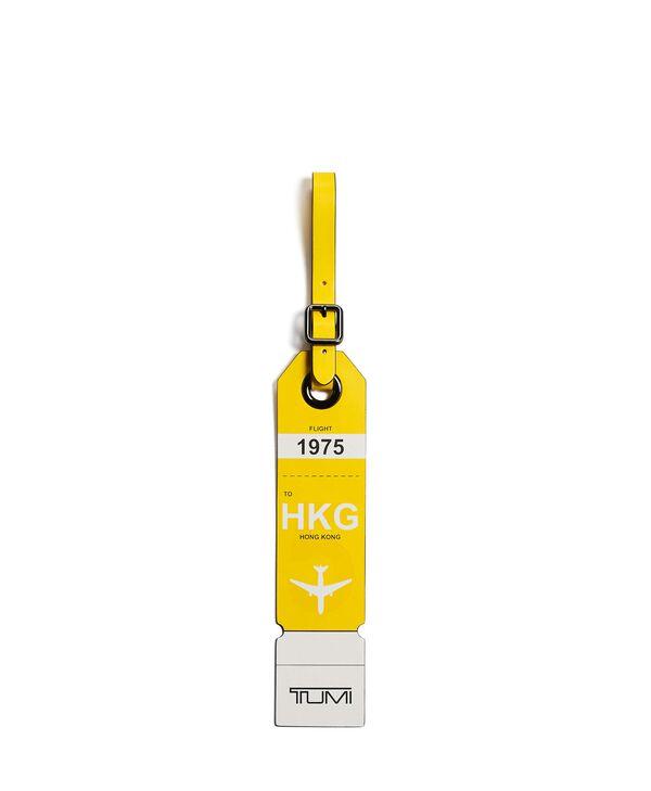 Travel Accessory Etichetta per bagaglio Hong Kong