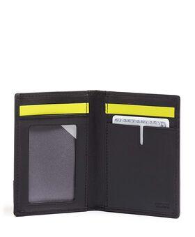 Portacarte con tasche per documenti Alpha
