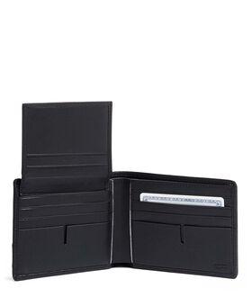 Portafoglio con portadocumenti removibile Alpha